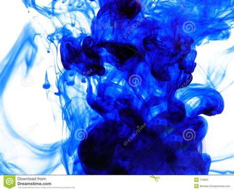 blue ink blue ink stock image image 116001