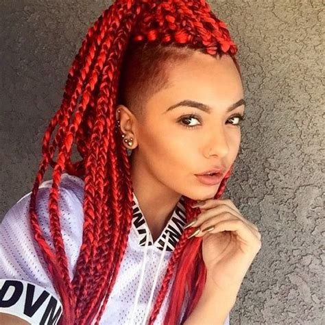 Pics Of Box Braids Hairstyles by 45 Photos Of Rockin Box Braids
