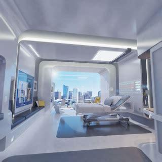 Tempat Tidur Caisar gambar desain kamar tidur futuristik terbaru model desain