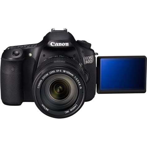 Kamera Canon Eos 60d Kit Ef S 18 135mm canon eos 60d kit inklusive ef s 18 135