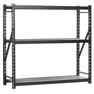 edsal industrial shelving edsal heavy duty welded storage rack sam s club