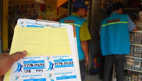 bps gelar sensus penduduk   bisnis tempoco