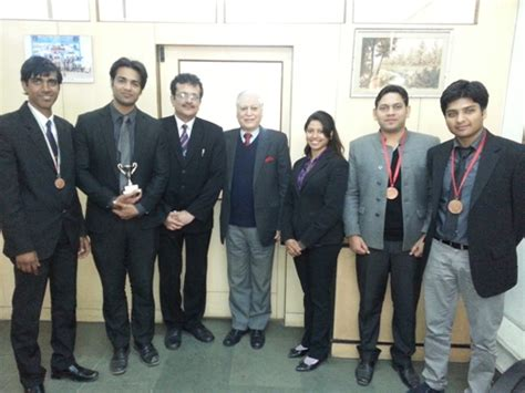 Mayank Second Mba by Mba Telecom Aittm Wins At C Details