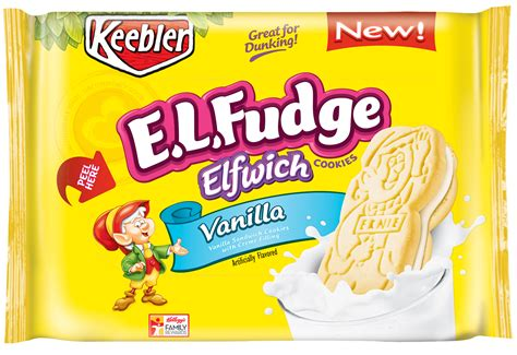 l cookies e l fudge 174 cookies keebler 174