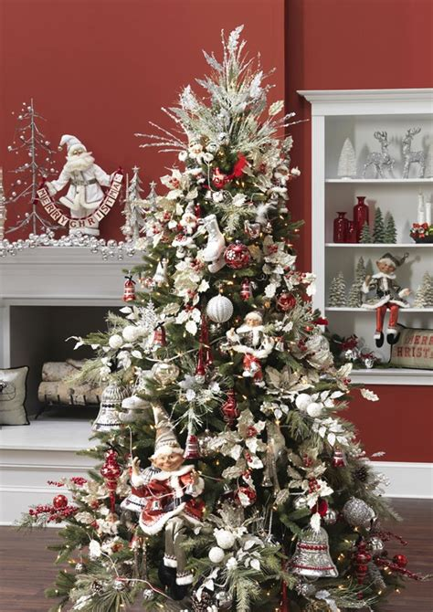 and silver decorated trees 17 best images about oh tree on