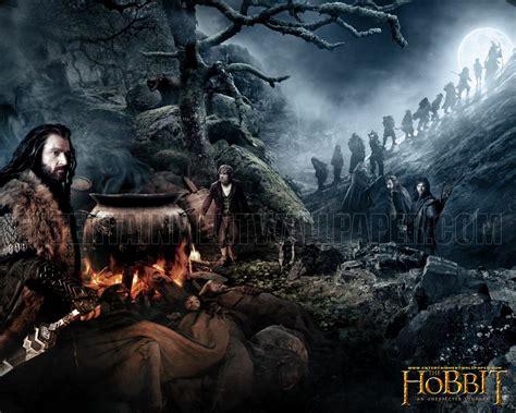 Hobbit Journey by The Hobbit The Hobbit An Journey Wallpaper