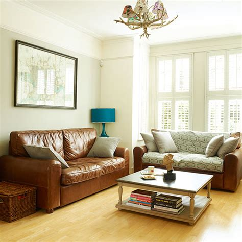living room with white leather sofa white living room with leather sofas decorating ideal home