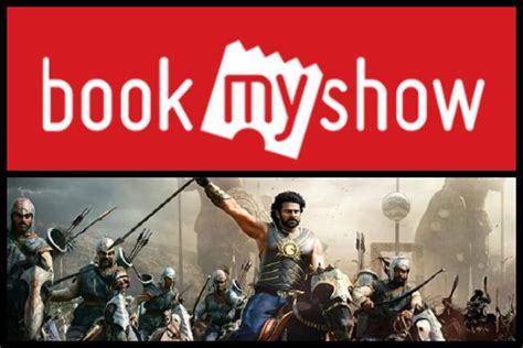 bookmyshow usa 12 tickets of baahubali 2 sold every second before film
