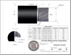 Specs Keg List Thunder Beast Arms Corporation Tbac Tech Thread