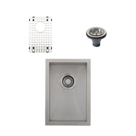ticor s3610 undermount 16 stainless steel kitchen