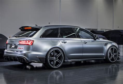 audi rs  avant abt sportsline specifications
