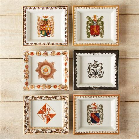 tozai home decor tozai home cen122 asst herald transitional decorative tray toz cen122 asst