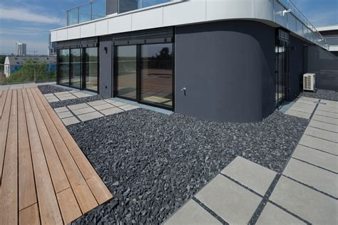 terrasse betonplatten terrassengestaltung wien kle bau gmbh