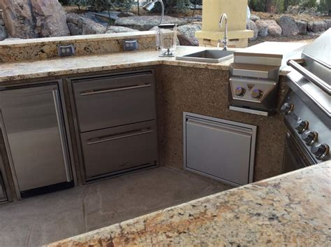outdoor kitchen appliances reviews custom outdoor rated kitchen cabinets hi tech appliance
