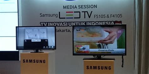 samsung rilis tv led anti petir di indonesia recht und