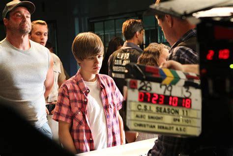 Esta Criminal Record Justin Bieber Participa Do Epis 243 Dio De Csi Investiga 231 227 O Criminal Desta Sexta Feira