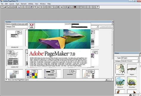 layout buku dengan adobe pagemaker desktop publishing popular dtp software