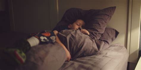 wearing tons to bed kids with autism may have poorer sleep