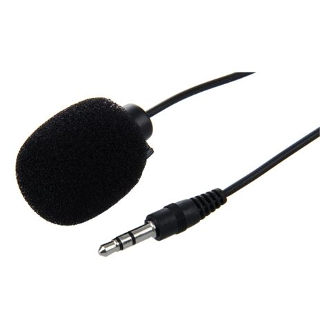 Microphone With Clip For Smartphonelaptoptablet Pc 3 5mm clip on lapel microphone for pc laptop t8y8 ebay