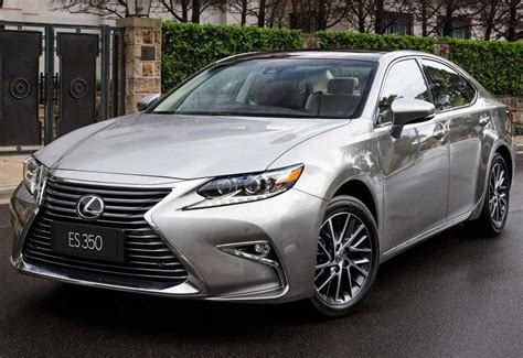 2018 lexus es 350 price cars informations