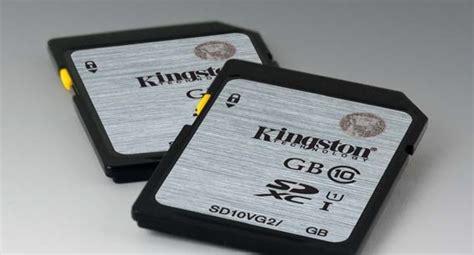 Kingston Sdhc Class 10 Uhs I 32gb Sd10vg2 32gbfr kingston sdhc 32 gb class 10 uhs i sd10vg2 32gb