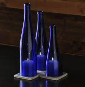 Diy lamp from wine bottles creative decorating fresh design