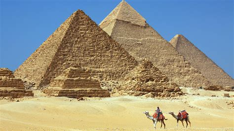 ancient egyptian pyramids a new theory on how ancient egyptians built the pyramids