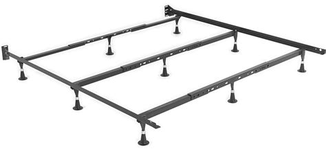 Heavy Duty Bed Frames King Heavy Duty 9 Leg Bed Frame Fits King And California King The Sleep Shop