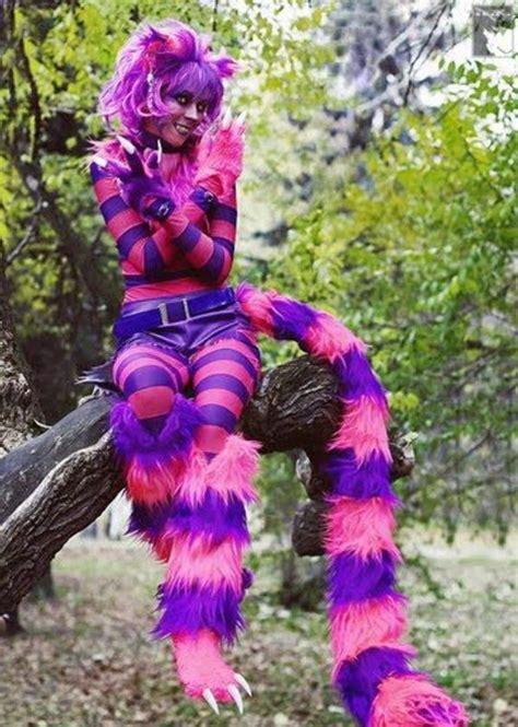 Grinsekatze Kostüm Selber Machen 2309 grinsekatze kost 252 m im wunderland f 252 r kinder und