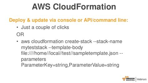 Infrastructure As Code Aws Cloudformation Validate Template