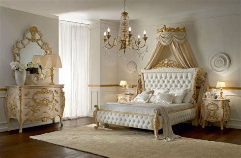 Italian Canopy Bed eleganti letti a baldacchino idee pratiche