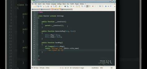 tutorial php oop indonesia php oop tutorial for beginners phpsourcecode net