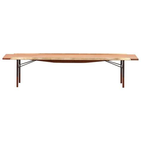 finn coffee table finn juhl coffee table or bench for sale at 1stdibs