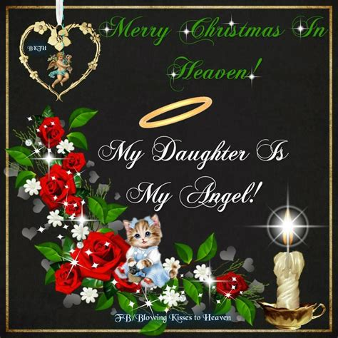 daughter   angel missing  loved   heaven    daughter christmas