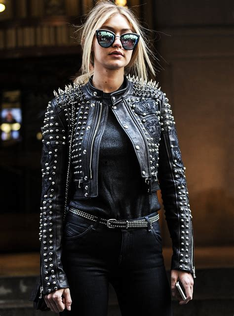 Leather Styles by In Leather Jackets Instyle