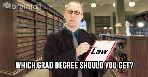 Should You Get An Mba If You A Bba by Which Grad Degree Should You Get Brainfall