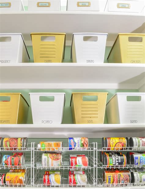 pantry organization source list a prudent