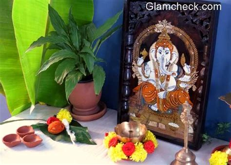 decoration for puja at home diwali decoration ideas for home