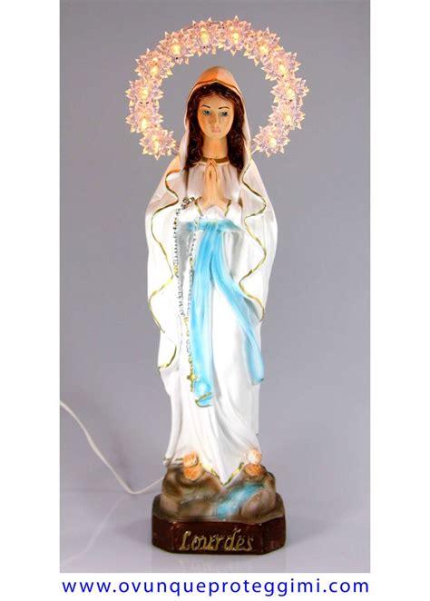 madonna illuminata medjugorje 1000 images about statue madonna illuminata on