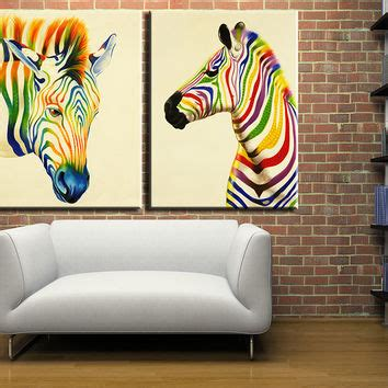 paint colors with zebra print shop zebra print painting on wanelo