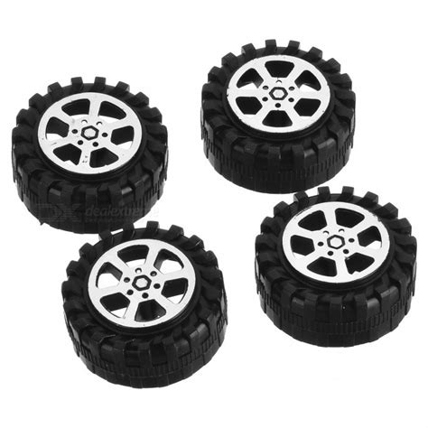 car toys wheels cl 4 diy 42mm plastic car wheels model accessories