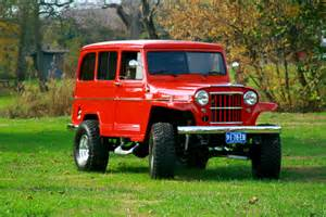 Jeep Wagon Jeep Willys Lifted Image 165