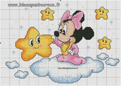 Stelan Baby Mickey 17 meilleures images 224 propos de schemi disney e baby