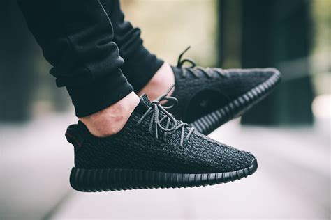Sepatu Adidas Izzy adidas yeezy boost 350 quot pirate black quot restock for sale