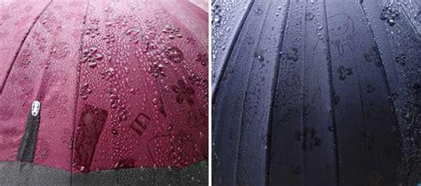 umbrella pattern appears when wet 161 parece magia al llover estos paraguas japoneses revelan