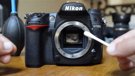tutorial video dslr how to clean your dslr sensor and mirror a video