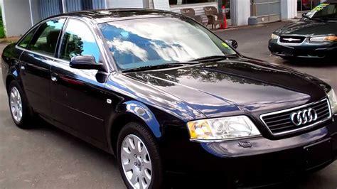 how make cars 2001 audi a6 auto manual 2001 audi a6 2 8 quattro awd sedan youtube