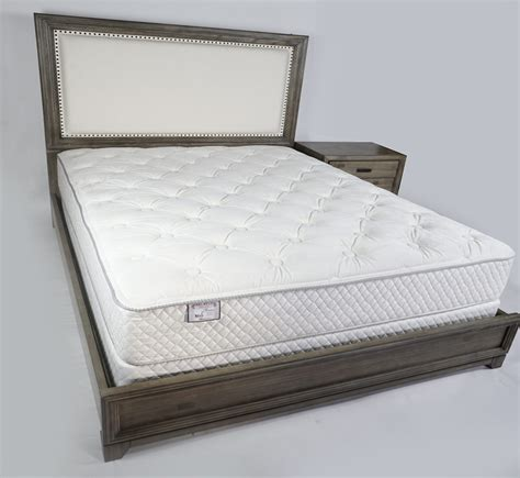 on floor bed frame natural ash finish bed frame floor sle clearance