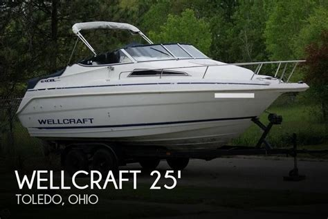 wellcraft used boat values wellcraft excel 23 se 1996 for sale for 16 500 boats