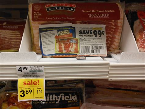 Indiana Kitchen Bacon Retailers by Indiana Kitchen Bacon Deal At Eagle